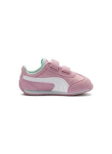 Puma Spor Ayakkabı Pembe